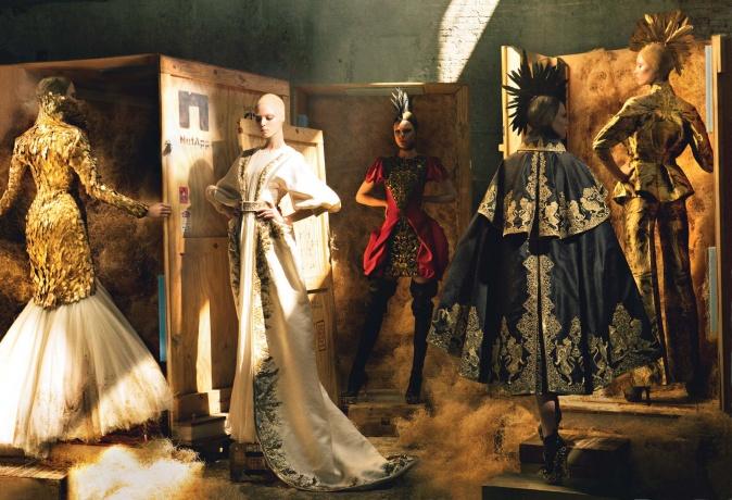 Annie Liebovitz-Vogue