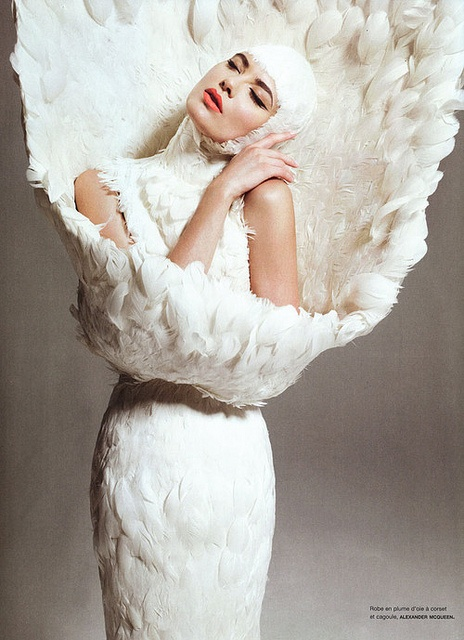 """Chrysalide"" Numero #108, Model: Shalom Harlow, Photographers: Sofia Sanchez and Mauro Mongiello"