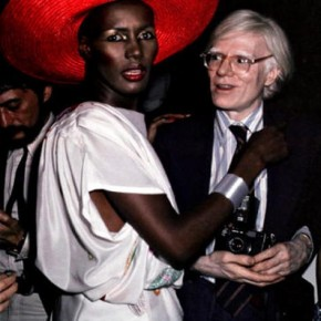Grace and Andy Warhol (2)