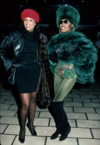 Grace and Beverly Johnson (2)