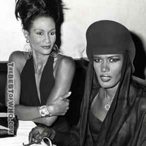 Grace and Beverly Johnson