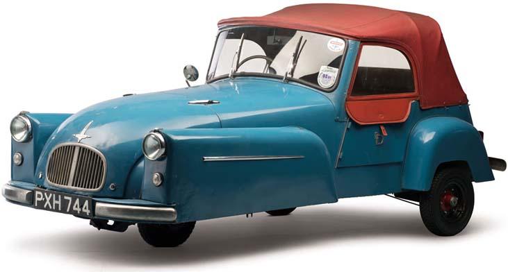 1953 Bond Minicar Mk C