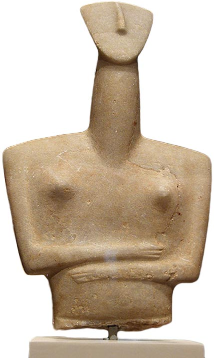 Cycladic Idol-2