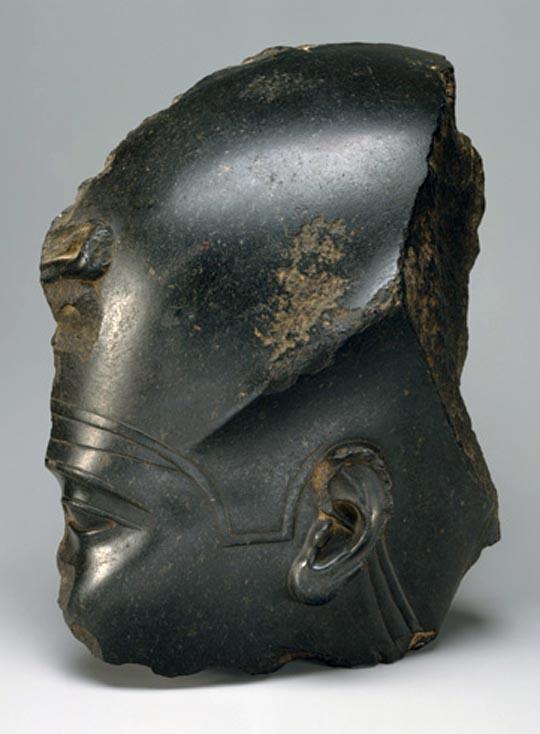 Pharaoh Apries, 589–570 bc